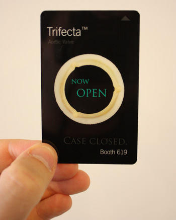 Trifecta Hotel Room Key