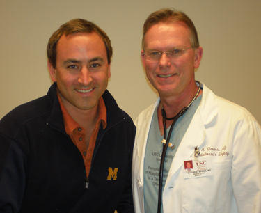 Dr. Vaughn Starnes And Adam Pick