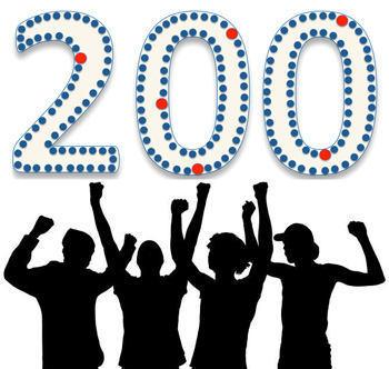 200 Webinar Registrations