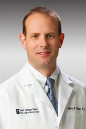 Dr. Jeffrey Gibson - Heart Surgeon