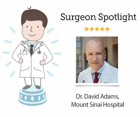 Dr. David Adams - Surgeon Spotlight