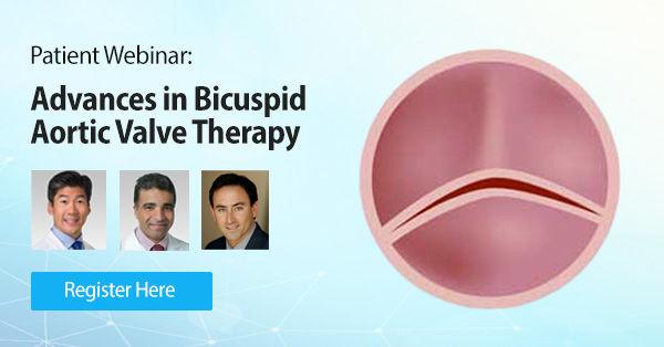 Bicuspid Aortic Valve Webinar Patient Invitation