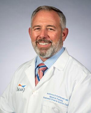 Dr. Anthony Caffarelli - Heart Surgeon at Hoag Hospital