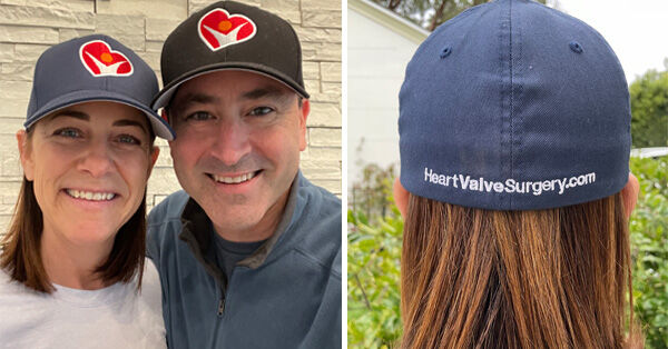 HeartValveSurgery.com Baseball Hat