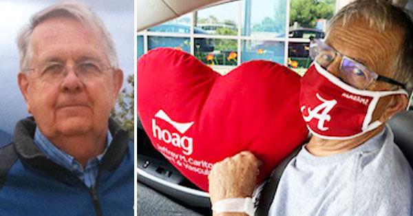Tom Everson - Dr. Anthony Caffarelli Patient at Hoag Hospital