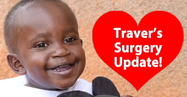 Gift of Life Patient Update: Traver From Uganda