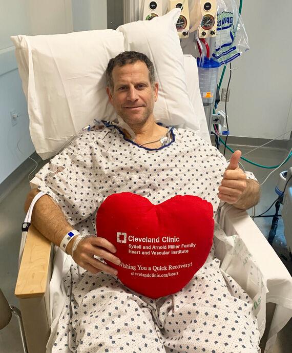 Ari Mintzer - Cleveland Clinic Heart Valve Patient