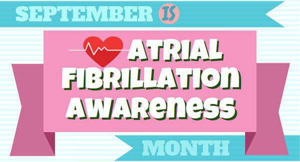 Atrial Fibrillation Awareness Month