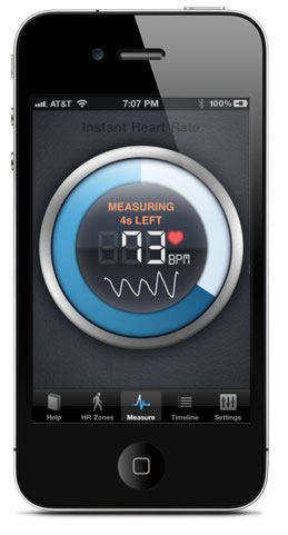Heart Rate App by Azumio