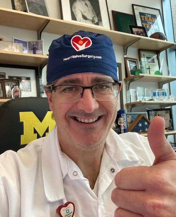 Dr. Eric Roselli - Heart Valve Surgeon