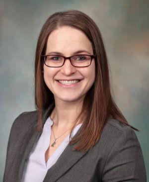 Dr. Kristen Sell-Dottin at Mayo Clinic
