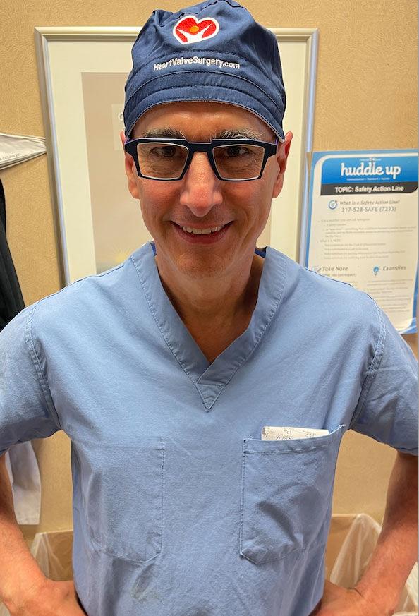 Dr. Marc Gerdisch - Heart Valve Surgeon