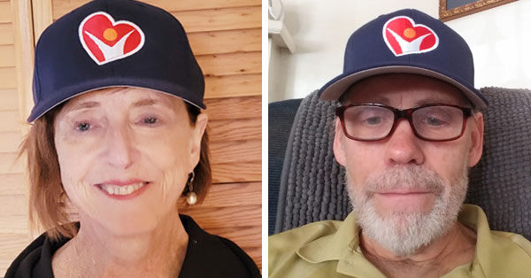 HVS Baseball Hats - Laurel & Dennis