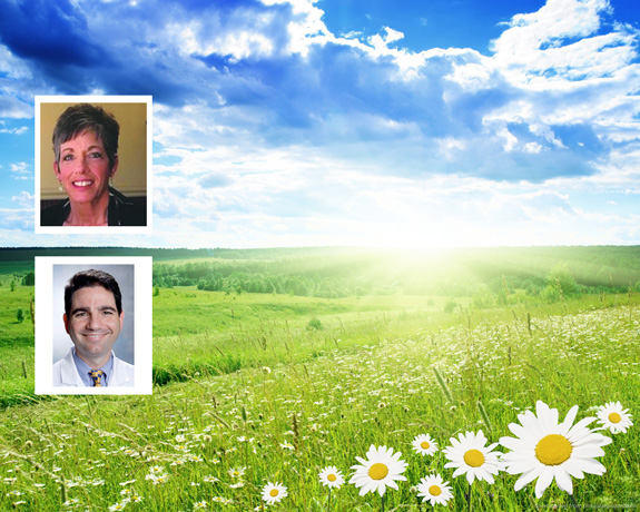 In memory of Lisa Fuller and Dr. Michael Davidson