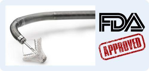 MitraClip FDA Approval (2013)