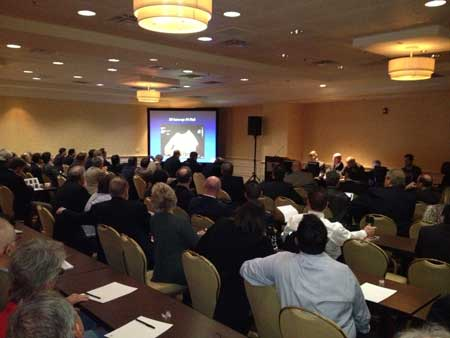 Dr. Patrick McCarthy Leads A Break-Out Session at Heart Valve Summit