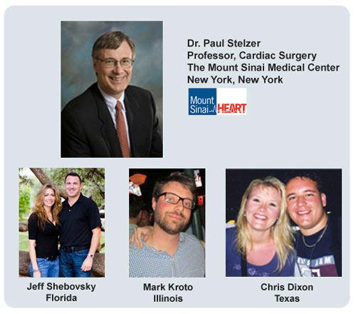 Patients Of Dr. Paul Stelzer