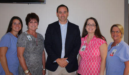Princeton Baptist Heart Valve Clinic Team