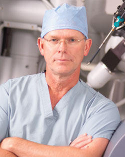 Dr. Vaughn Starnes - Chairman of Surgery at USC