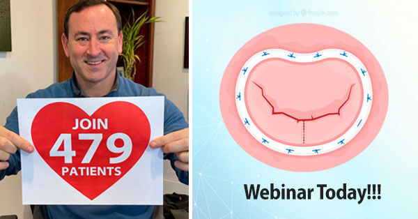 Heart Valve Patient Webinar Registrations