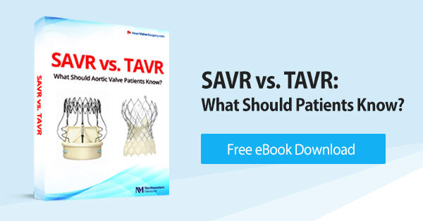 SAVR vs. TAVR: What Should Patients Know? (eBook)