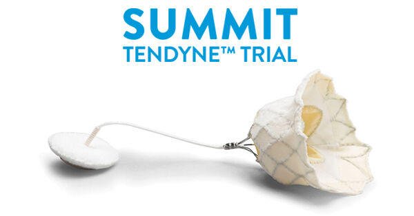 Tendyne TMVR in SUMMIT Clinical Trial