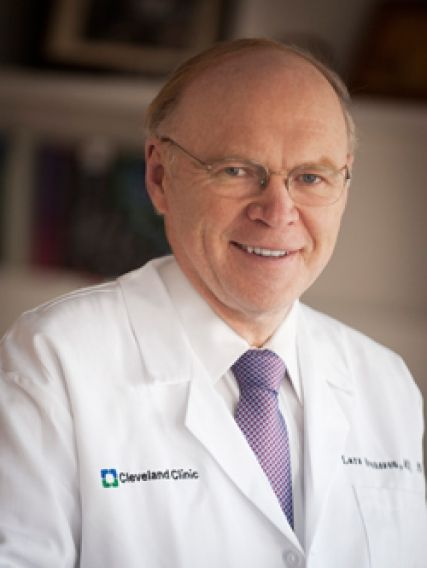 Dr. Lars Svensson - Heart Surgeon