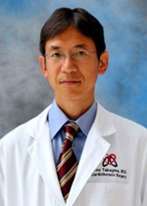 Dr. Hiroo Takayama, MD - Heart Surgeon