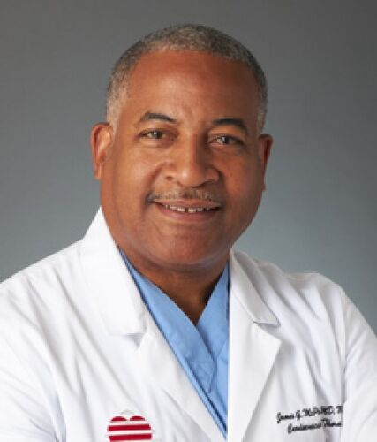 Dr. James McPherson – Expert Heart Valve Surgeon