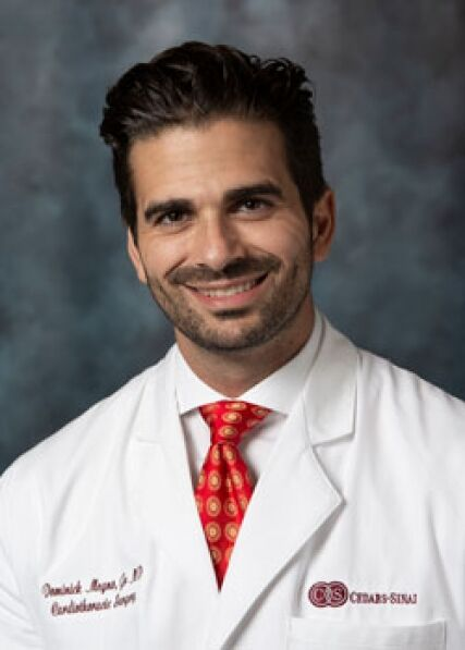 Dr. Dominick Megna – Expert Heart Valve Surgeon