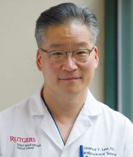 Dr. Leonard Lee – Expert Heart Valve Surgeon