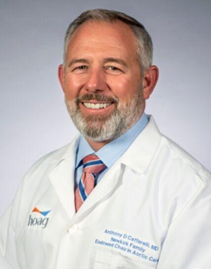 Dr. Anthony Caffarelli – Expert Heart Valve Surgeon