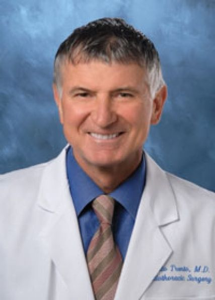 Dr. Alfredo Trento – Expert Heart Valve Surgeon