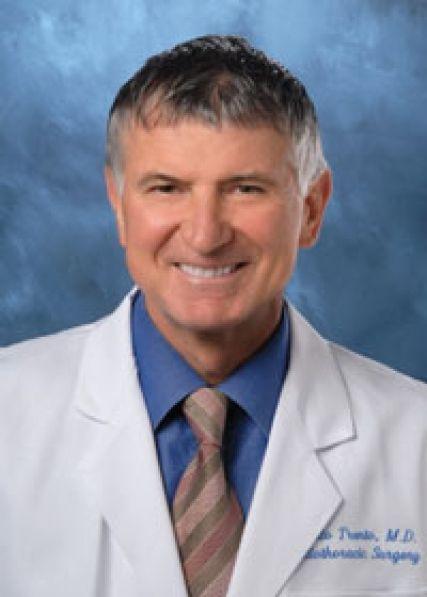 Doctor Alfredo Trento, Cedars-Sinai