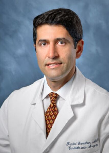 Dr. Fardad Esmailian – Expert Heart Valve Surgeon